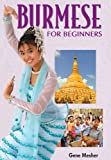 Burmese for Beginners Book and CDs Combo