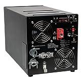 Tripp Lite APSX6048VRNET PowerVerter APS X Series Inverter/Charger DC To AC & Battery Charger, Black