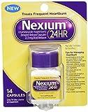 Nexium 24 Hours Treats Frequent Heartburn, 14 Capsules