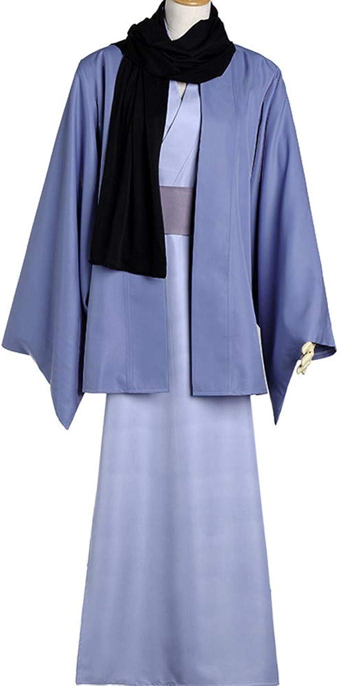 Kamisama Love Kamisama Kiss Tomoe Cosplay Kimono Costume Suit Unisex