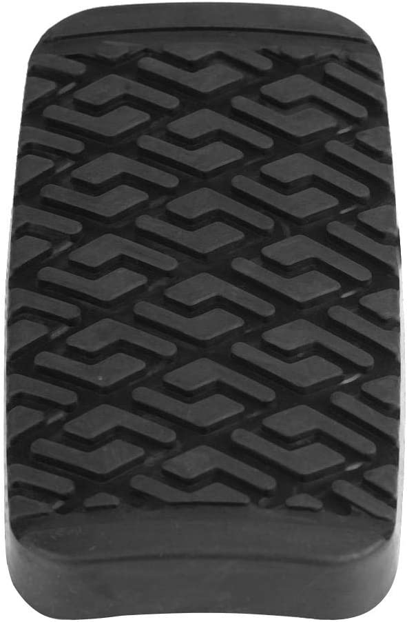 Red Hound Auto Brake Pedal Pad for Automatic Transmission on Compatible with Toyota Tercel Corolla MR2 Paseo Matrix New