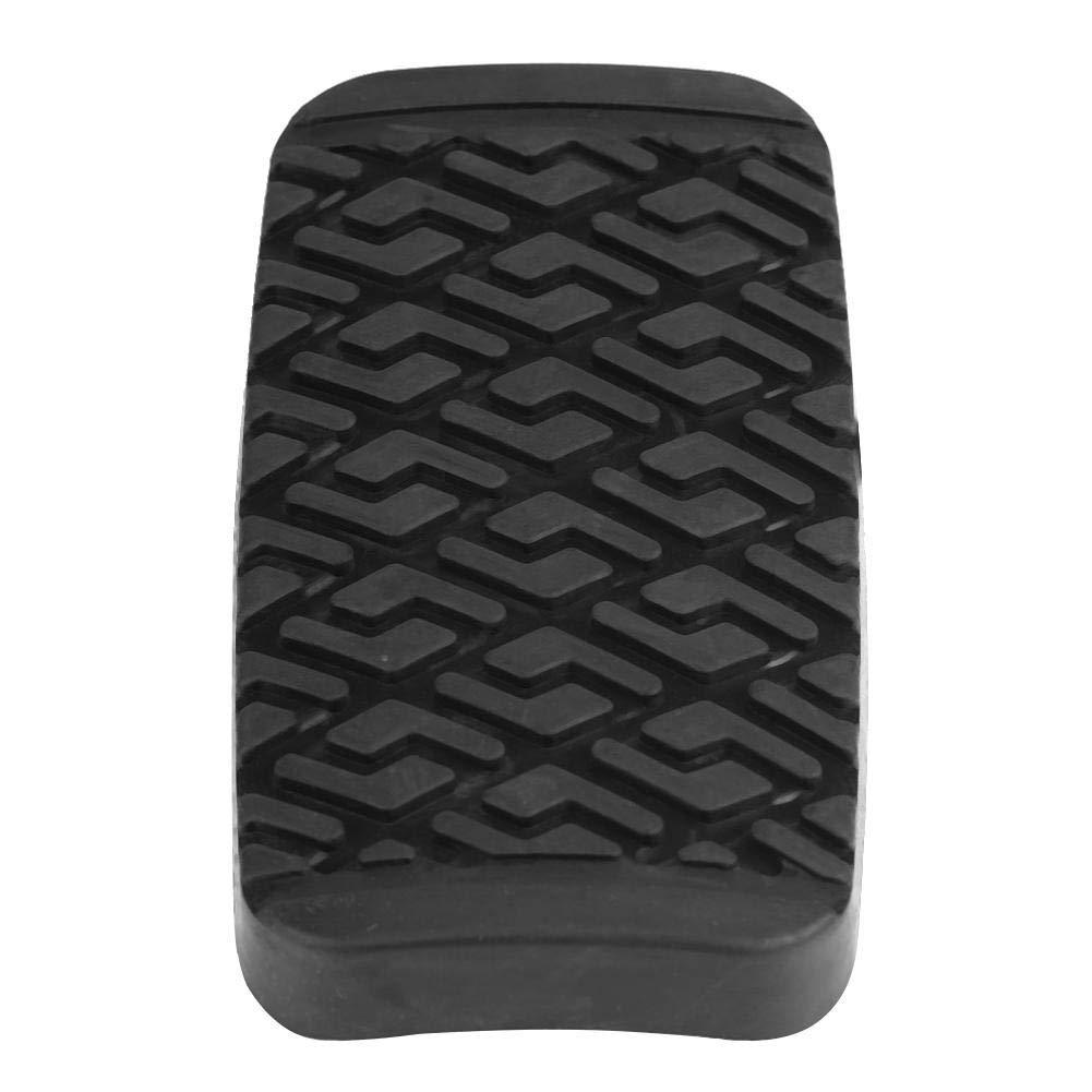 EBTOOLS 2Pcs Pastiglia Frizione Automatica in Gomma per Auto,Rubber Pad for Brake Clutch Pedale of Auto