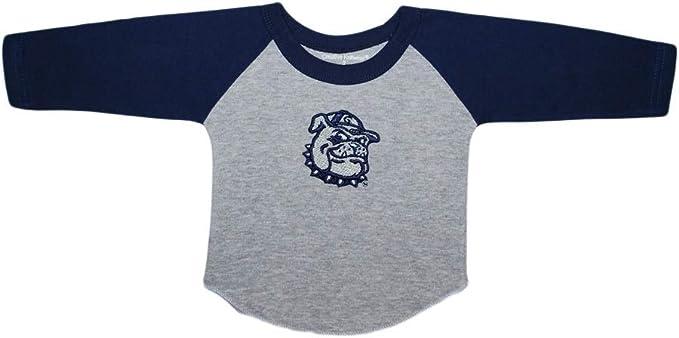 Creative Knitwear Georgetown University Bulldogs Baby and Toddler Varsity Jacket