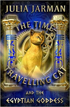 Image result for the time travelling cat egyptian goddess