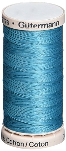 (Gutermann Quilting Thread 220 Yards-Peacock Teal)