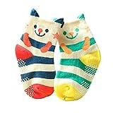 Cotton Socks/Baby Kids Socks/Baby Toddler Anti Slip Skid Socks