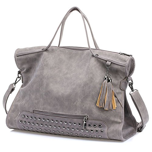 Large Satchel Handbags - 5