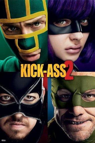 Kick Ass 2 (Cast) 2183 -