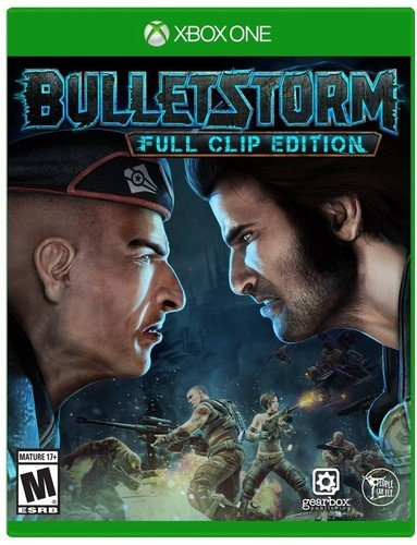 Gearbox Bulletstorm: Full Clip Edition - Xbox One