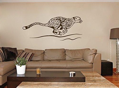 cheetah wall decals - 8
