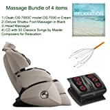 Best Osaki executive chair - Massage Bundle of 4 items: Osaki OS-7000C Executive Review