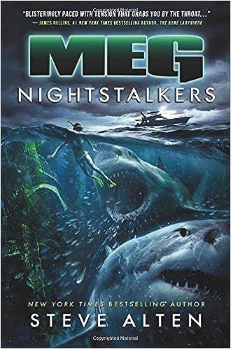 MEG: Nightstalkers by Steve Alten (2016-06-14)