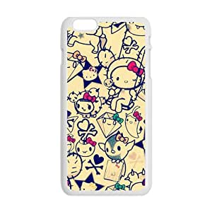 Hello kitty Phone Case for iPhone 6 Plus Case
