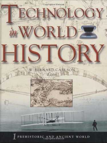 Technology in World History: 7-volume set