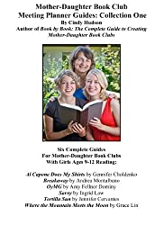 Mother-Daughter Book Club Meeting Planner Guides: Collection Two