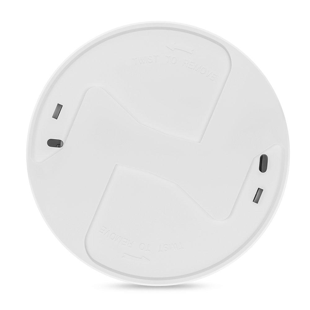 X-Sense SD03A Detector de Humo Alarma de Incendios con Sensor Fotoeléctrico Energizado por Bateria (SD03A) (SD05E): Amazon.es: Electrónica