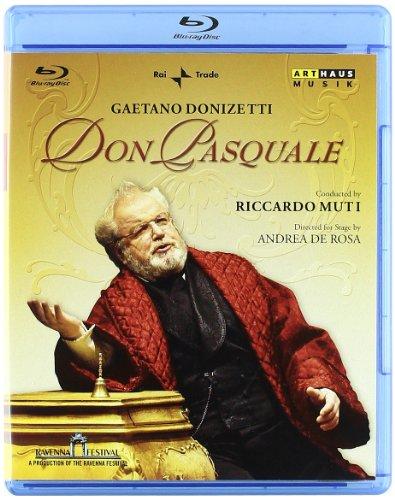 Donizetti: Don Pasquale (Ravenna Festival 2006) [Blu-ray]