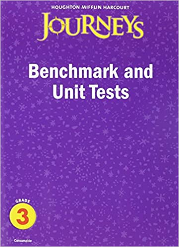 Amazon journeys benchmark and unit tests consumable grade 3 journeys benchmark and unit tests consumable grade 3 1st edition by houghton mifflin harcourt fandeluxe Image collections