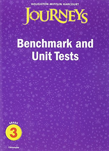 Journeys: Benchmark and Unit Tests Consumable Grade 3