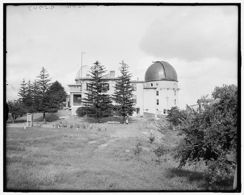 Photo: Observatory,astronomical,domes,college,University,Michigan,Ann - Shopping Ann Arbor Mi