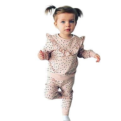 Amazon.com: Fineser - Conjunto de ropa de invierno para bebé ...