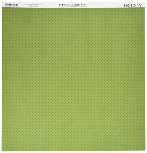 Double Dot Double-Sided Textured Design Cardstock 12
