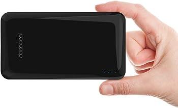 Dodocool 10000mAh Portable Power Bank with 2 USB Ports
