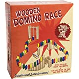 Tobar 00435 Wooden Domino Race