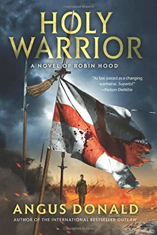 book cover of Holy Warrior