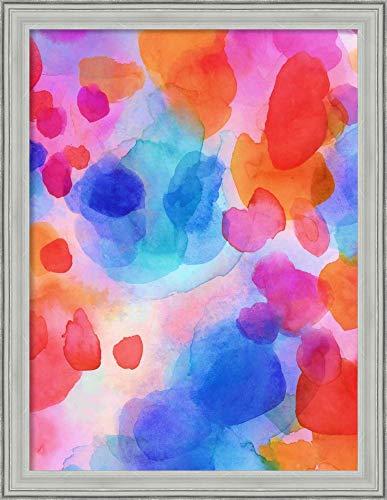 Canvas Art Framed 'Elixir II' by Jacqueline Maldonado ()