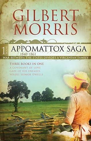 book cover of Appomattox Saga