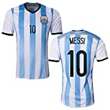 #10 MESSI Argentina Home 2014 World Cup Kid