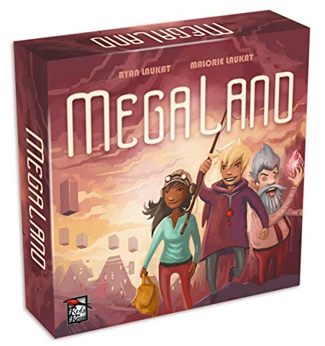 - Megaland Board Game