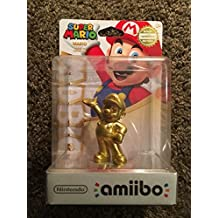 Mario - Gold amiibo (Super Mario Bros Series) by Nintendo