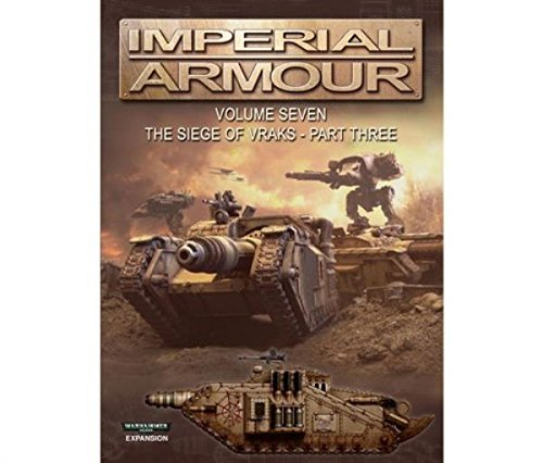 imperial armour 3 - 4