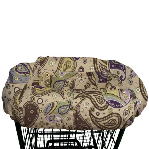 The Peanut Shell Shopping Cart Cover from The Peanut Shell