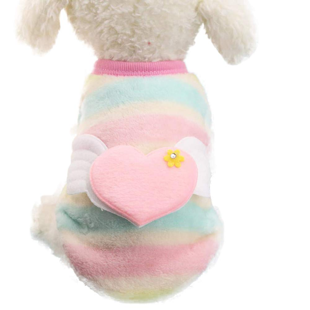 FTXJ Pet Warm Sweater Clothes for Small Dog Girls Boys Winter Warm Sweater Coat Puppy Costume for Chihuahua/Yorkie / Keji/Bago