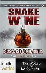 Jack Daniels and Associates: Snake Wine (Kindle Worlds)