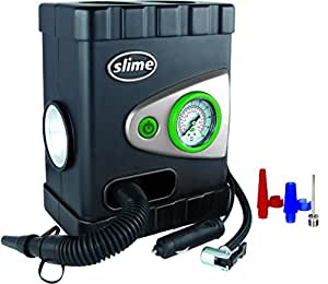 amazoncom slime   purpose  dual raft pumptire inflator automotive