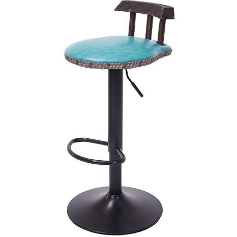 Tremendous Amazon Com Xuexue Bar Stool Breakfast Restaurant Stool Dailytribune Chair Design For Home Dailytribuneorg
