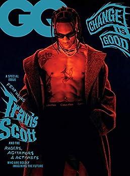 2-Year GQ Magazine Subscription
