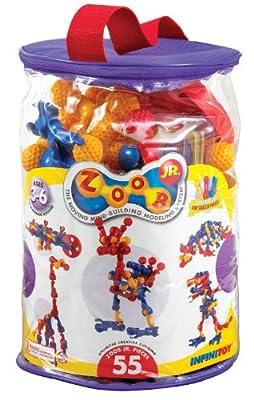 Zoob Junior 55-Piece Set
