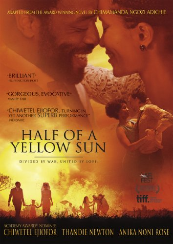 Half of a Yellow Sun -  DVD, Rated R, Biyi Bandele