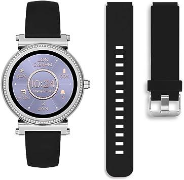 Amazon.com: Diruite - Correa de silicona para reloj ...