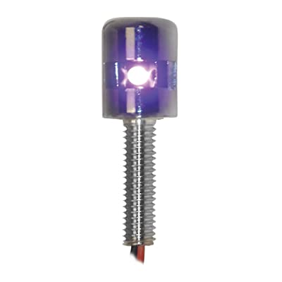 Grand General 77203 Side Type Purple LED Screw-In Light, 1 Pack: Automotive