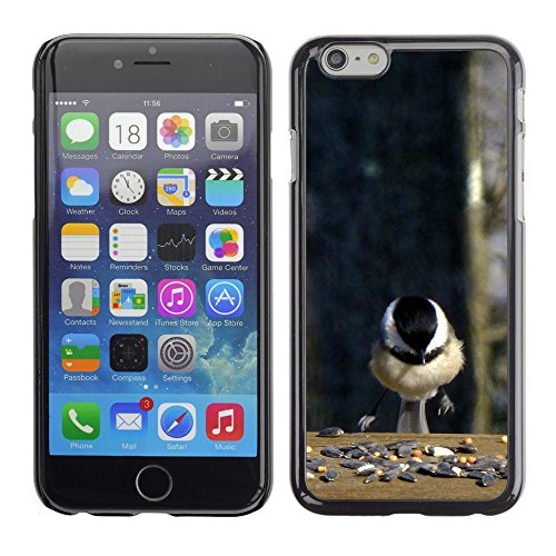 Premio Sottile Slim Cassa Custodia Case Cover Shell // F00032892 oiseau Landing // Apple iPhone 6 6S 6G PLUS 5.5""