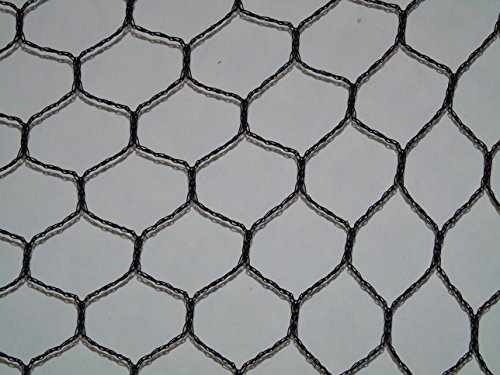 HEAVY WEIGHT BIRD NETTING G2 1'' 25 X 100 MADE IN THE USA by NETTEXX.NET