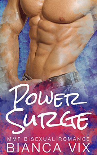 Power Surge MMF Bisexual Romance ebook product image