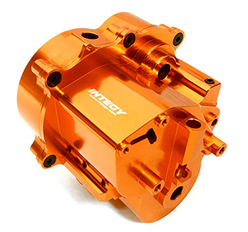 Integy RC Model Hop-ups T3802ORANGE Billet Machined for sale  Delivered anywhere in USA