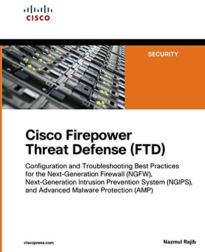 Troubleshooting Network Cisco (Cisco Firepower Threat Defense (FTD) (Networking Technology: Security))